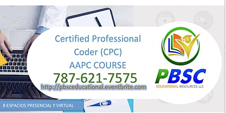 CPC REVIEW CLASS (AAPC)-(BUNDLE ALL 2) tickets