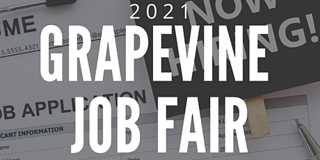 2021 Grapevine Job Fair tickets