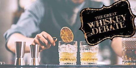 Great Whiskey Debate tickets