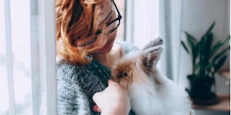 Learn Animal Communication  via  Zoom  - Fall 4 week  Sunday series tickets