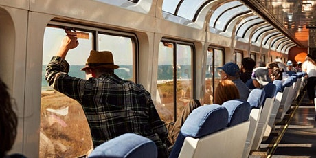 Beneath the Stars with the Coast Starlight tickets