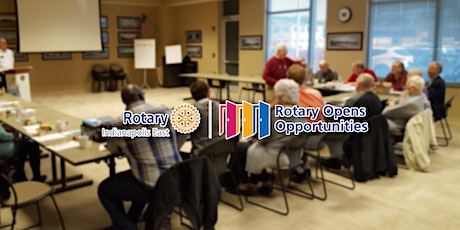 Indianapolis East Rotary Club Meeting tickets