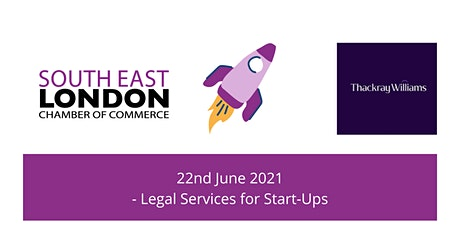Start-ups - A Legal Checklist with Thackray Williams tickets