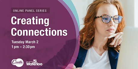 Creating Connections: Online Panel Series - Musicians & Music Licensing tickets