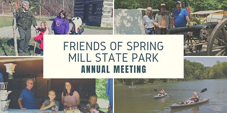 Annual Meeting - Friends of Spring Mill State Park tickets