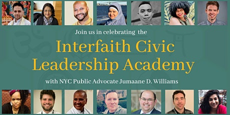 Interfaith Civic Leadership Academy Graduation biglietti