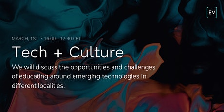 World Futures Day: Technology + Culture tickets