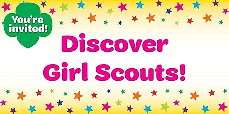 Discover Girl Scouts - Informational Session for Middle & High School tickets