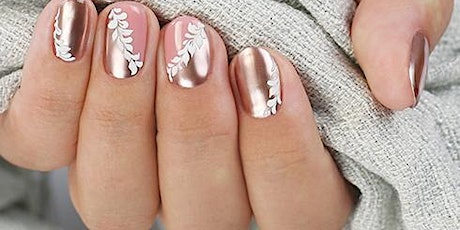 Virtual Nail Course - Online Beauty Nail Art Course - Practical Lesson tickets