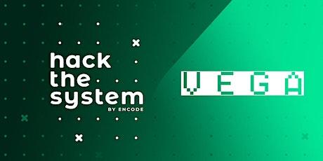 Vega Workshop: Introduction to Vega tickets