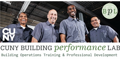 Energy & Operations Training Programs from CUNY BPL -  Webinar tickets