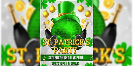 St. Patrick's Day - Online Zoom Party tickets