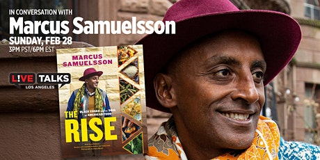 An Afternoon with Marcus Samuelsson tickets