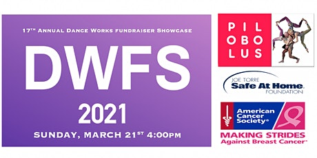 Dance Works 2021 Fundraiser Showcase tickets