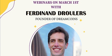 Mental Health and wellbeing; A Webinar with Ferdinand Droulers tickets