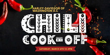 Harley-Davidson of Washington D.C. Chili Cook Off tickets