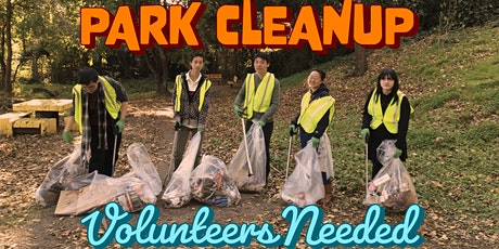 Park Cleanup at Peralta Hacienda tickets