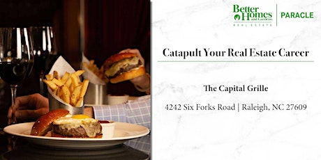 Catapult Your Real Estate Career - Raleigh tickets