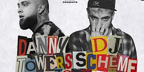 DJ Scheme + Danny Towers Live in Orlando! tickets