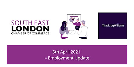 Employment Update with Emma Thompson of Thackray Williams tickets