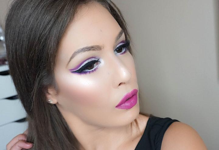Evening / Night Makeup Practical Course - Mastering Your Makeup Online image