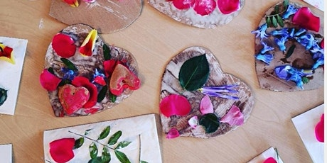 The Natural Craft family workshop - charity fundraiser tickets