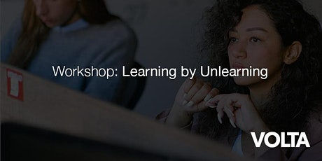 Learning by Unlearning tickets
