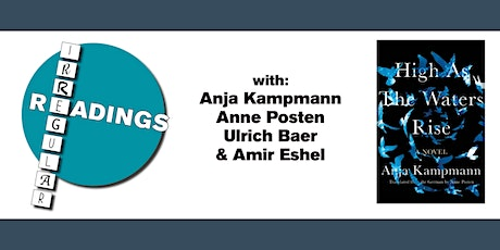 Irregular Readings: A Conversation with Anja Kampmann and Anne Posten tickets