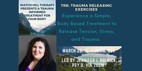 Tension and Trauma Releasing Exercises (TRE) Class tickets