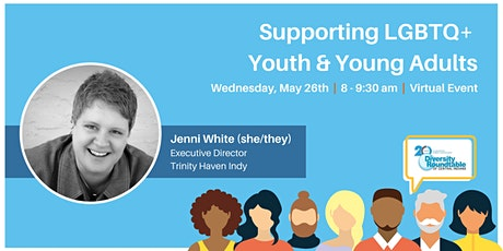Supporting LGBTQ+ Youth & Young Adults tickets
