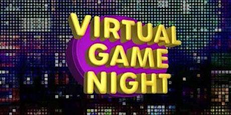 Shalva's First  Virtual Game Night tickets