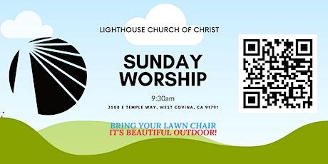 Lighthouse Sunday Worship tickets