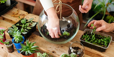 Make Your Own Terrarium tickets