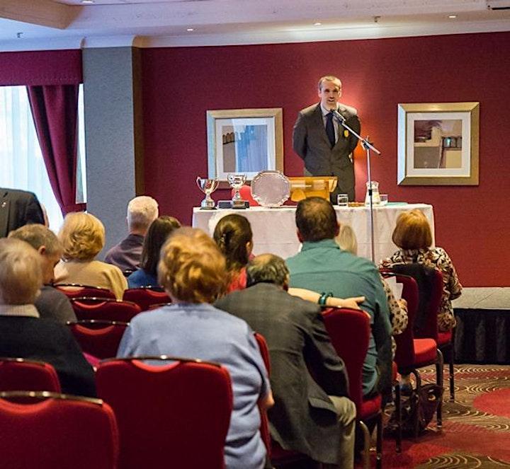 Edinburgh Speakers Club Meeting image