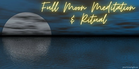 Full Moon Meditation & Ritual tickets