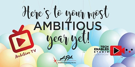 Virtual Birthday Party with Ambition Performing Arts tickets