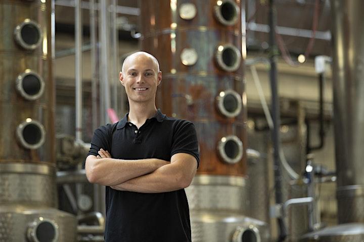 The Art & Science of Distilling with Dr. Robert Birnecker image