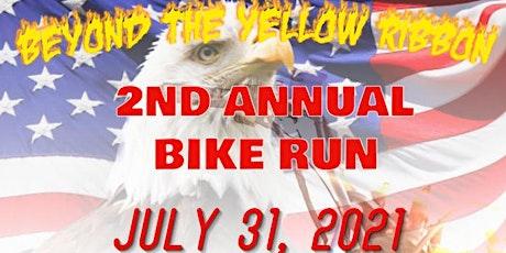 Pine City Beyond The Yellow Ribbon Bike Run 2021 tickets
