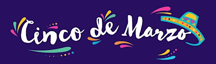 Cinco De Marzo - Tapas & Tequila Dinner image