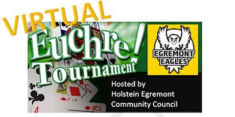 Egremont Virtual Euchre Tournament tickets