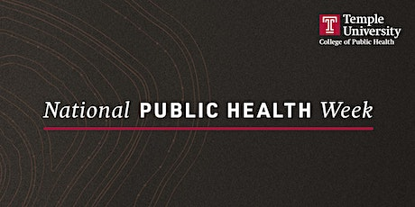 Public Health Careers in the Pharmaceutical Industry tickets