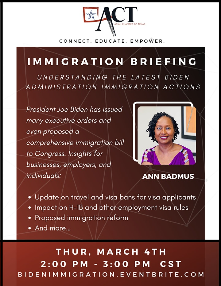 Immigration Briefing image
