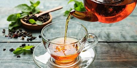 Tasting &  Learning Tea tickets