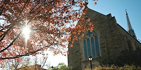 Loyola University Maryland  5 PM Mass (2/28/21) boletos
