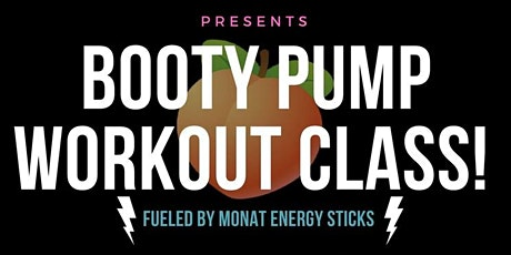 Booty Pump Workout w/ Mae tickets