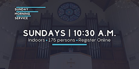 Proclamation Sunday Morning Service - Feb 28 tickets