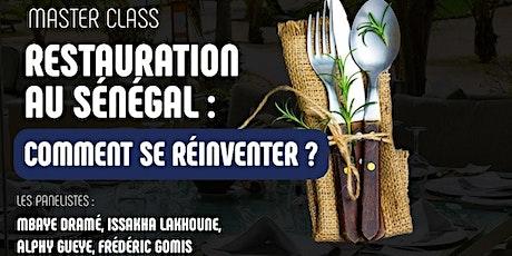 Restauration au Sénégal, comment se réinventer ? billets