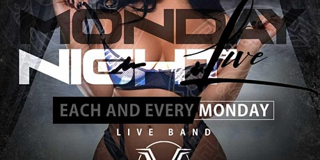 Atlanta's #1 Monday Night Party VODS Monday Night Live tickets