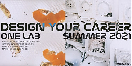 ONE Lab Summer Studio:  2021 Information  Session tickets