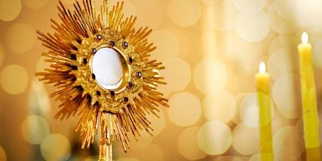 Adoration of the Blessed Sacrament / Silent Prayer & Meditation tickets